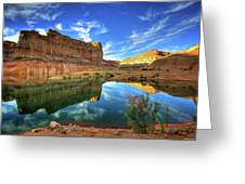 Canyons 1920x1200 009 Greeting Card