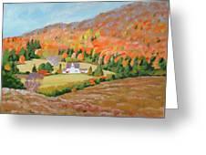 Cape Breton Home Greeting Card