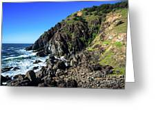 Cape Byron  Greeting Card