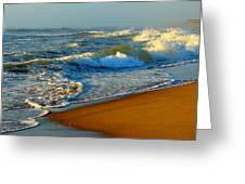 Cape Cod By The Sea Greeting Card