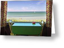 Cape Cod Paradise Greeting Card