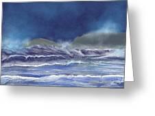 Cape Cornwall Greeting Card
