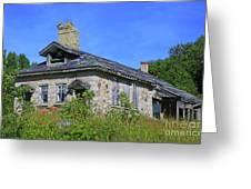 Cape Croker Schoolhouse, Ontario, Canada Greeting Card