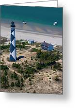 Cape Lookout 4 Greeting Card