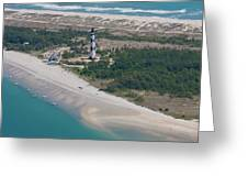 Cape Lookout 6 Greeting Card