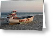Cape May Calm Greeting Card