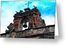 Capilla De Cristo   Greeting Card