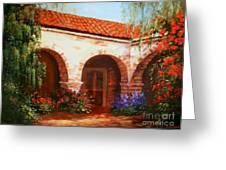 Capistrano Greeting Card