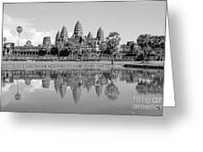 Capital Temple Greeting Card