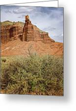 Capitol Reef 1 Greeting Card