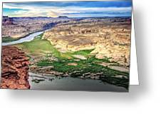 Capitol Reef 2 Greeting Card