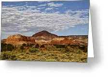 Capitol Reef 7 Greeting Card
