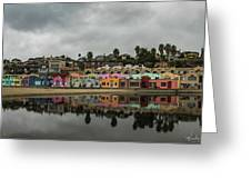 Capitola 1 Greeting Card