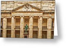 Capitolio Nacional Greeting Card