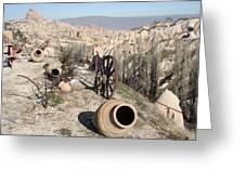 Cappadocia11 Greeting Card