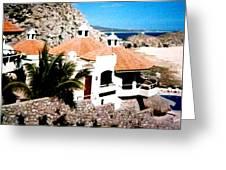 Captivating Cabo Greeting Card