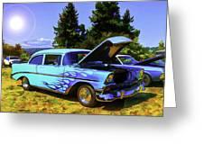 Car Show Series #2 Greeting Card