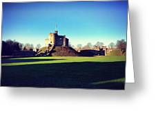 Cardiff Castle  Greeting Card