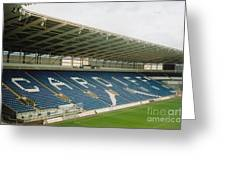 Cardiff - City Stadium - East Stand 1 - July 2010 Greeting Card