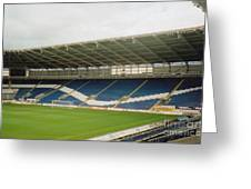Cardiff - City Stadium - South Stand 1 - July 2010 Greeting Card