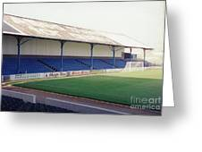 Cardiff - Ninian Park - North Stand 2 - August 1993 Greeting Card
