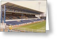 Cardiff - Ninian Park - West Stand 4 - October 1993 Greeting Card