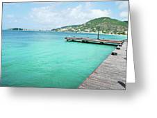 Caribbean Dream Greeting Card
