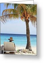 Caribbean Standards Greeting Card