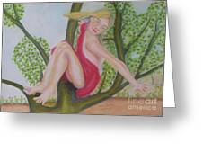 Carla Greeting Card by Neil Trapp