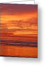 Carlsbad Beach Greeting Card