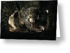 Carlsbad Tunnels Greeting Card