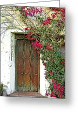 Carmel Mission Greeting Card