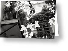 Carmen Valencia Courtyard Greeting Card
