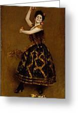 Carmencita Greeting Card