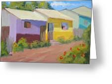 Carmens Casa Greeting Card
