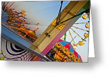Carnival 1 Greeting Card