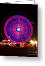 Carnival Hypnosis Greeting Card