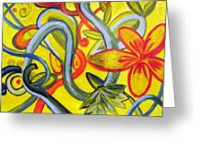 Carnival One Greeting Card