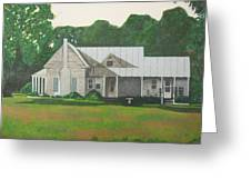 Carolina Home Greeting Card