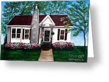 Carolina Home Greeting Card