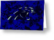 Carolina Panthers 1c Greeting Card