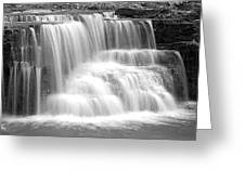 Caron Falls Greeting Card