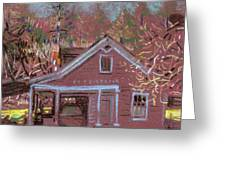 Carriage House Greeting Card