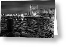 Carrickfergus Castle 7 Greeting Card