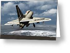 Carrier Launch Greeting Card