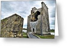 Carrigafoyle Castle - Ireland Greeting Card