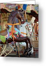 Carrousel 54 Greeting Card