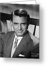 Cary Grant (1904-1986) Greeting Card by Granger
