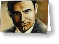 Cary Grant Greeting Card