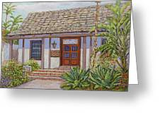 Casa De Miguel Pedrorena Greeting Card